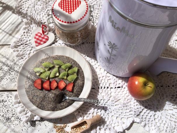 porridge de amapola